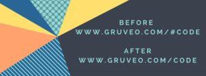 Gruveo code banner